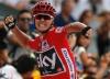 Chris Froome dio positivo en un control de dopaje de la Vuelta a España 2017