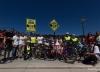 Buscan transformar en ley la distancia de 1,5 metros con los ciclistas