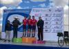 La chilena Paola Muñoz finaliza tercera en carrera de ruta en México
