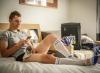 ¿Qué hacen los ciclistas en el día de descanso del Giro de Italia?