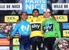 El colombiano Egan Bernal es el ganador del París-Niza 2019