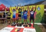 Ciclismo Canadela en Noviciado