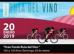Abiertas las inscripciones para el Gran Fondo Ruta del Vino 2019!