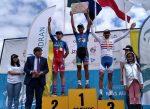 El brasileño Ferreira ganador de la Etapa 1 de la Vuelta a Chiloé!