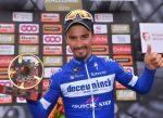 Julián Alaphillippe reinó en la Fleche Wallone por segundo año consecutivo