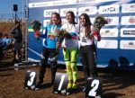 Rocío Pizarro ganó medalla de plata en el Panamericano de BMX