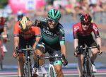Benedetti gana la primera etapa con algo de montaña y Polanc es el nuevo líder