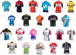Estas son las tricotas de cada equipo para el Giro 2019