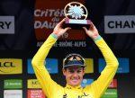 ¡Fuglsang es el campeón de Critérium du Dauphiné!
