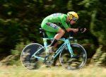 Van Aert se lleva el contrarreloj en la etapa 4 del Critérium du Dauphiné