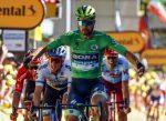Con jerarquía Sagan ganó la 5ª etapa y Alaphillippe sigue firme como líder