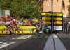Dramático triunfo de van Aert en la 10ª etapa y Alaphillippe sigue de amarillo