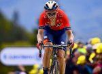 Dylan Teuns gana la 6ª etapa y Ciccone asume el liderato del Tour