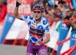 Madrazo se impone en la 5ª etapa de La Vuelta y López es el nuevo líder