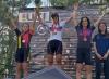 Fernanda Castro y Sebastián Miranda campeones nacionales de MTB XCO