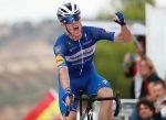 Cavagna gana la 19ª etapa de la Vueltaa España y Roglic no suelta el maillot rojo