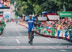 Gilbert gana con agresividad la 12ª etapa de la Vuelta a España