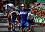 Gilbert gana la etapa 17 y Roglic no se baja de la punta de La Vuelta 2019