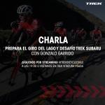 Prepárate para el Giro del Lago y el Desafío Trek Subaru con Gonzalo Garrido!