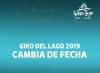 Giro del Lago 2019 cambia de fecha debido a la situación país