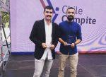 Felipe Peñaloza y Antonio Cabrera fueron premiados en los Chile Compite 2019