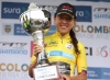 ¡Aranza Villalón ganó la Vuelta a Colombia!