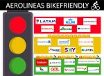 """¿Cuáles son las aerolíneas """"Bikefriendly""""?"""
