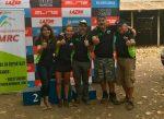 Cerca de 580 ciclistas corrieron por Alejandra Castillo