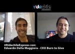 #RidechileExpress: Burn to Give cuenta más detalles de su campaña #HazloXChile