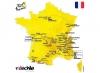 Etapas y recorrido del Tour de Francia 2020