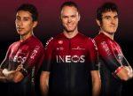 Team INEOS Grenadier anuncia sus líderes de cada una de las Grandes Vueltas