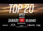 Próxima #CoberturaRidechile Top 20 Open Femenino