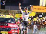 Marc Hirschi sorprende en la 12ª etapa del Tour de Francia