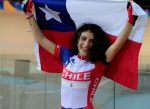 Chilena Catalina Soto se estrena en el Top 10 del ciclismo internacional!!