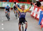 Primoz Roglic comienza la defensa de su título en España ganando la 1ª Etapa de La Vuelta