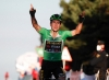 Primoz Roglic vence en la 8ª etapa La Vuelta pero Richard Carapaz sigue líder