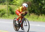 Chilena Aranza Villalón se prepara para defender el título en la 5ta Vuelta a Colombia Femenina 2020
