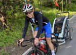 Paola Muñoz y su llamado a la seguridad de los ciclistas