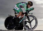 Primoz Roglic impone autoridad en la contrarreloj y recupera el liderato en La Vuelta