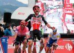Tim Wellens gana la 14ª etapa y Primoz Roglic sigue al frente de la clasificación en La Vuelta