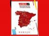 La Vuelta a España presentó su recorrido 2021 terminando con CRI y fuera de Madrid