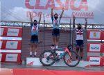 Aranza Villalón gana la 3ª Etapa de la Clásica Panamá y sigue líder con Paola Muñoz 2ª