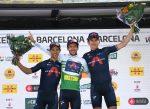 Adam Yates campeón y triplete del INEOS Grenadiers en la Vuelta a Cataluña
