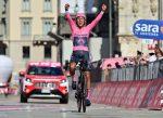 Egan Bernal campeón del Giro d'Italiay confirma hegemonía de INEOS Grenadiers