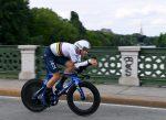 Filippo Ganna fue el más veloz de la etapa inaugural del Giro d'Italia 2021