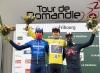 Geraint Thomas reinó en el Tour de Romandía y encabeza el 1-2 de Ineos