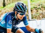 Catalina Soto 113ª en la 1ª etapa de la Setmana Ciclista Valenciana Féminas