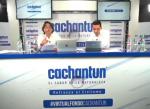 José Cuevas y Matilde Flores ganan la 1ª fecha del Virtual Fondo Cachantun