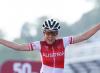 Austriaca Anna Kiesenhofer se lleva el oro en el ciclismo femenino de ruta y Cata Soto DNF