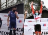 Pipo Rodríguez y Aranza Villalón campeones nacionales de Contrarreloj